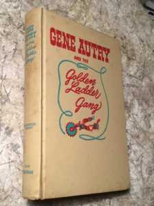 Gene Autry and the Golden Ladder Gang Ruger LCP Thumb